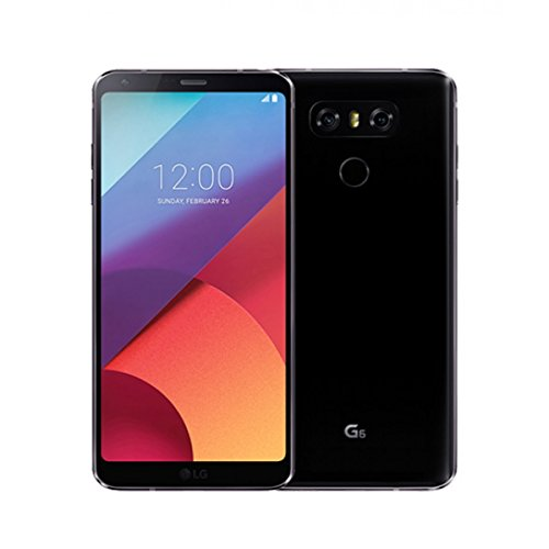 LG G6 VS988 - Astro Black - 32GB - Verizon (Renewed)