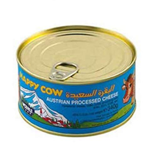 Happy Cow Austrian halal Processed Cheese 12 OZ, 340 g (1)