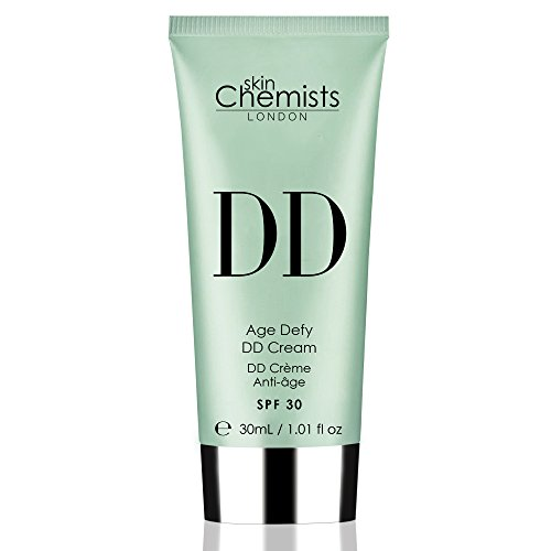 skinChemists Age Defying DD Light Cream with SPF 30, 31 Gram