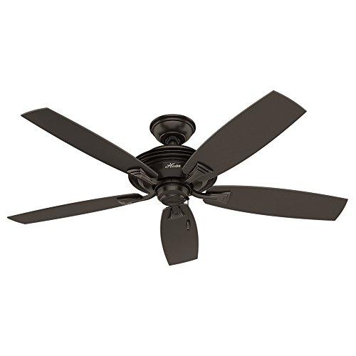 Hunter Fan Company 53347 Hunter 52' Rainsford Premier Bronze Ceiling Fan
