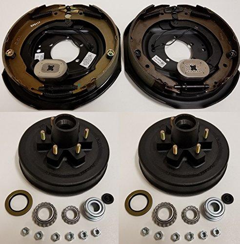 Replaces Dexter Trailer 6 on 5.5' Hub Brake Drum 12' x 2' Electric Trailer Brake Bearing Kit 5200-6000 lb Axle