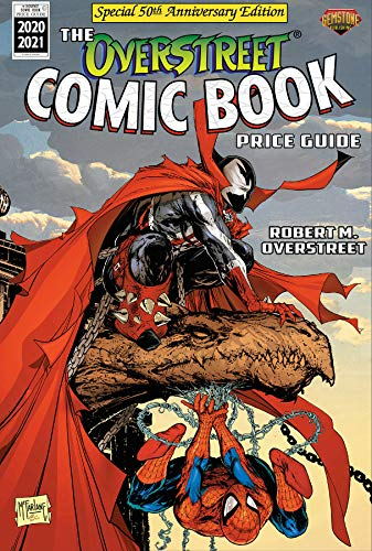 The Overstreet Comic Book Price Guide Volume 50 – Spider-Man/Spawn