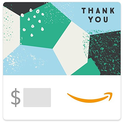 Amazon eGift Card - Thank You (Abstract)