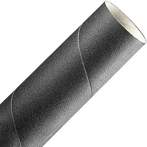 A&H Abrasives 140369, 10-Pack,'abrasives, Sanding Sleeves, Silicon Carbide, Spiral Bands', 1-1/2x4-1/2' Silicon Carbide 80 Grit Spiral Band