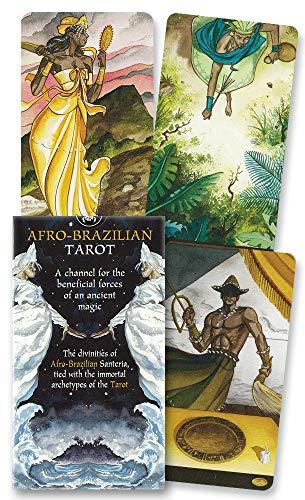 Afro-Brazilian Tarot (English and Spanish Edition)