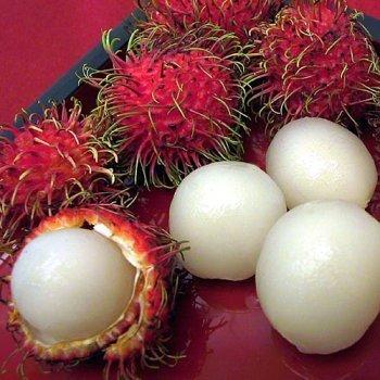 Melissa's Fresh Rambutans (2 lb) by Melissa's