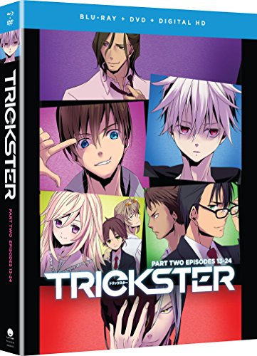 Trickster: Part Two [Blu-ray]