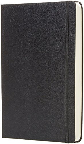 AmazonBasics Daily Planner and Journal - 5.8' x 8.25', Hard Cover