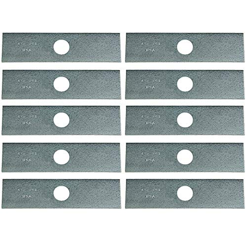 Stens 375-301 Pack of 10 Edger Blades