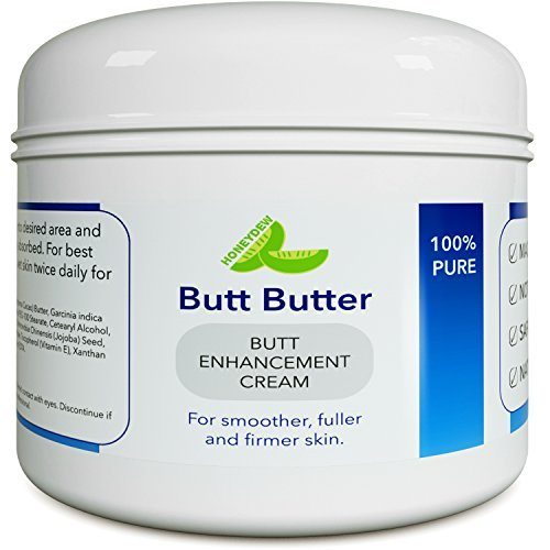Natural Butt Enhancement Cream for Women and Men - Plump Booty Enhancer Lotion - Butt Firming and Tightening Cream - Sexy Butt Lifter Cream - Butt Enlargement Cream - Butt Augmentation Cream