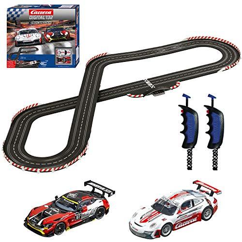 Carrera 20030003 High Speeder Digital 132 Scale Slot Car Racing Track Set System 1:32 Scale