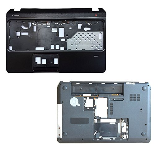 New Laptop Replacement Parts for HP Envy DV6-7000 682101-001 707924-001 682051-001 (Palmrest Upper Cover+Bottom Cover Case)