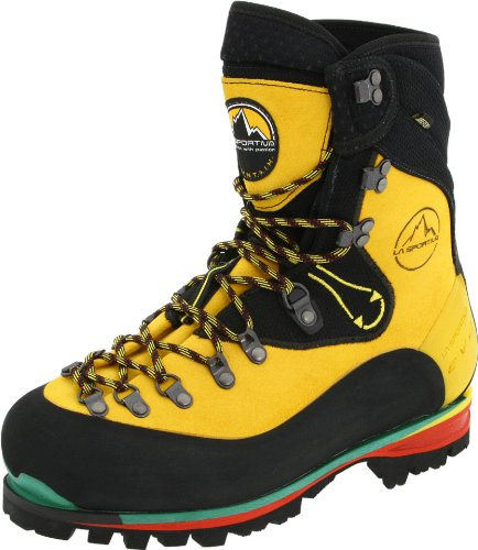 La Sportiva Nepal EVO GTX Mountaineering Boot - 280-YELLOW-43.5