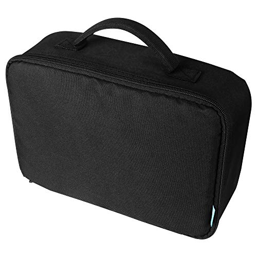 Projector Case,TOPVISION Video Projector Bag Mini Projector Case,for DBPOWER T20/T21/GP15, TOPVISION T21/T23 and More