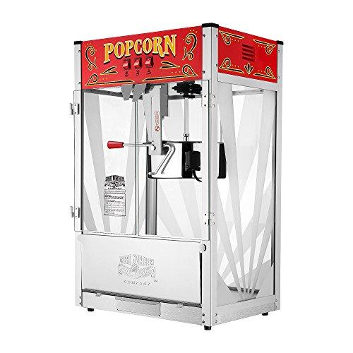 Great Northern Popcorn Company 6222 GNP 16 Oz. Top Popcorn Machine, 16 Ounce