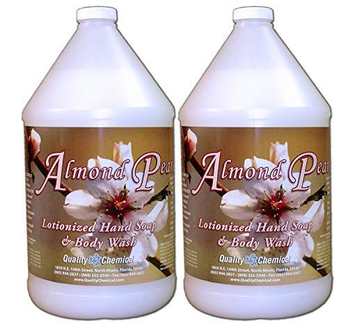 Almond Pearl Luxury Hand Soap-2 gallon case