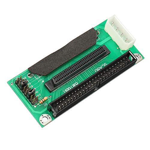 Raitron SCA 80 Pin to 68 Pin 50 Pin IDE Ultra SCSI II/III Adapter Hard Drive Converter