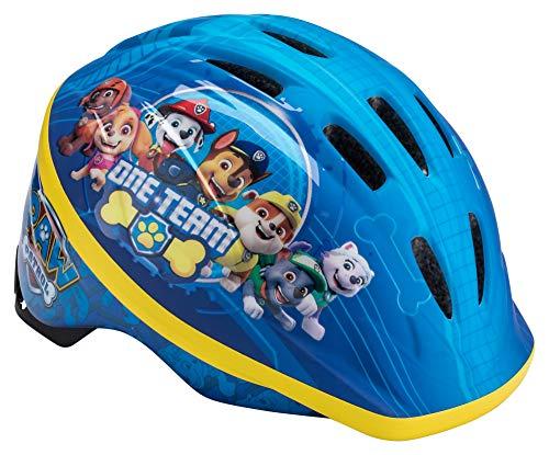 Paw Patrol Kids Bike Helmet, Riders 5-8 Years Old, Chase, Blue