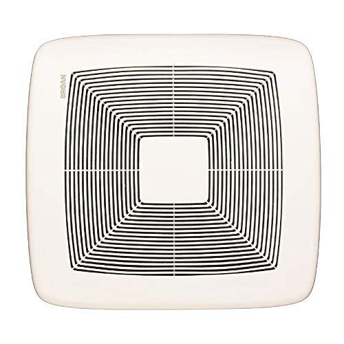 Broan Very Quiet Ceiling Bathroom Exhaust Fan, ENERGY STAR Certified, 0.3 Sones, 80 CFM