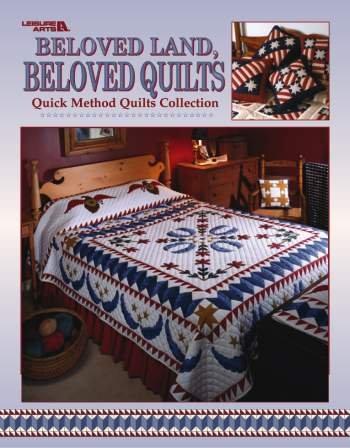 Beloved Land, Beloved Quilts
