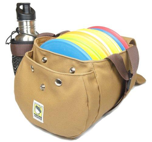NutSac Double Disc Golf Bag
