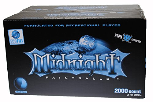 DXS Midnight Paintballs, Aqua