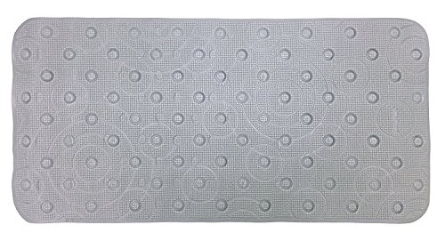 Playtex Cushy Comfy Safety Bath Mat, Grey