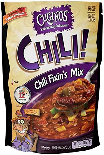 Cuginos Chili Fixin's 7.5 Oz (Pack of 2)