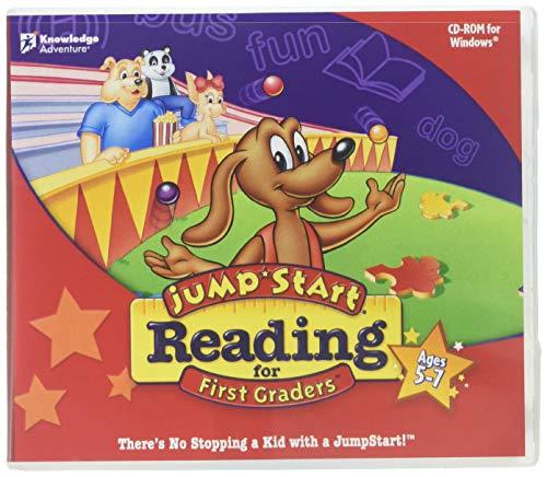 JumpStart Reading for First Graders