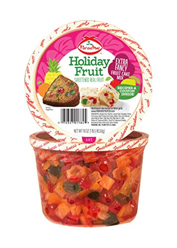 Paradise Fruit and Peel Mix, 16 Ounce