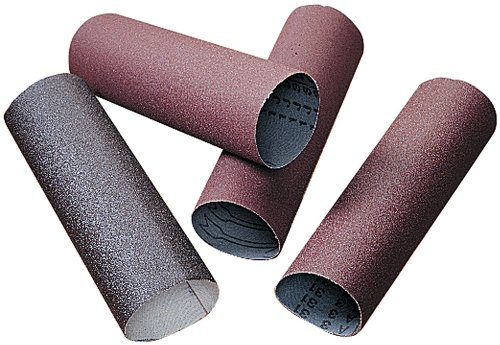 A&H Abrasives 918699, 4-Pack,'abrasives, Sanding Sleeves, Aluminum Oxide, (j-Weight), Pump Sleeves', 4x9 Aluminum Oxide 150j Pump Sander Sleeve