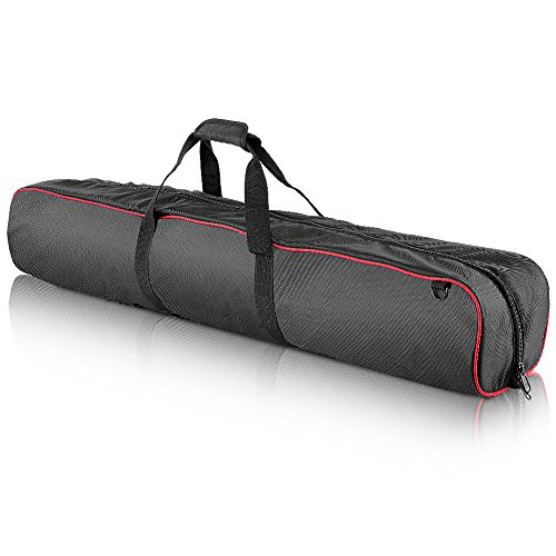 Neewer 35'x7'x8'/90x18x20cm Padded Carrying Bag with Strap for Manfrotto,Sirui,Vanguard,Ravelli and Dolica Series Stands and Other Universal Light Stands, Boom Stand and Tripod