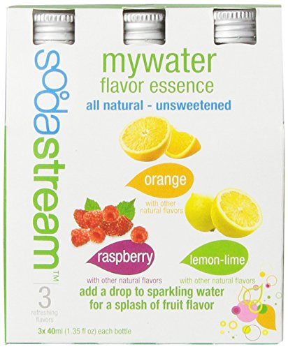 SodaStream MyWater Variety, 40mL, 3-Pack