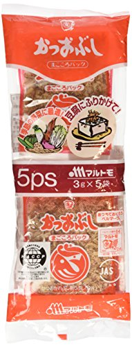 Nishimoto - Dried Shaved Bonito Flakes (5 pack) 0.52 Oz.