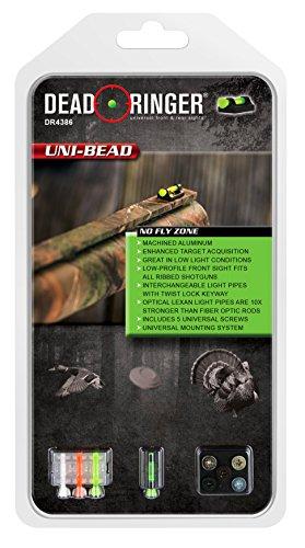 Dead Ringer Uni-Bead Front Shotgun Sight   Fits All Ribbed Shotguns