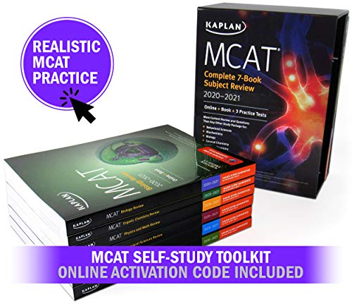 MCAT Self-Study Toolkit 2020-2021