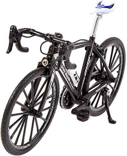 ANCHEER Electric Bike Model Finger Bikes Alloy Racing Bike Model Model Road Bicycle Vehicles Model