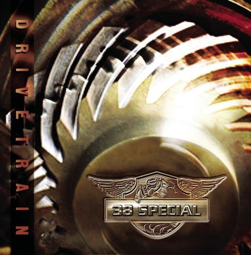 Drivetrain by 38 Special (2004) Audio CD