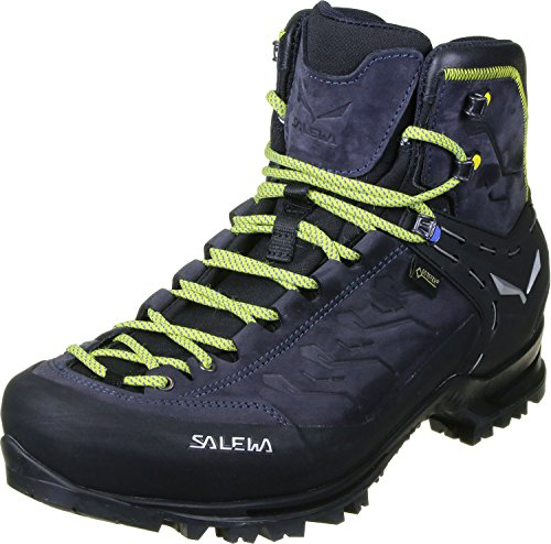 Salewa Rapace GTX Mountaineering Boot - Men's Night Black/Kamille 10.5