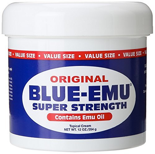 Blue Emu Original Analgesic Cream, 12 Ounce (Packaging May Vary)