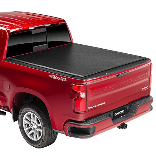 Gator ETX Soft Roll Up Truck Bed Tonneau Cover | 53104 | Fits 1999 - 2007 GMC Sierra & Chevrolet Silverado 1500 6'6' Bed Bed | Made in the USA