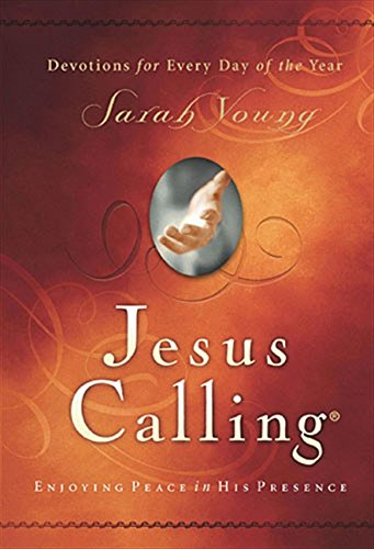 Jesus Calling: Enjoying Peace in His Presence (with Scripture References)