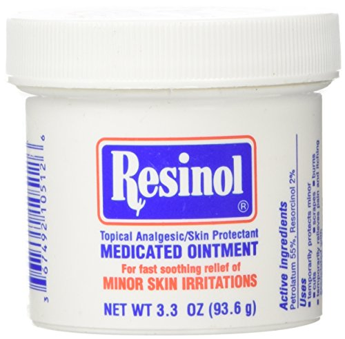 Resinol Medicated Ointment 3 oz