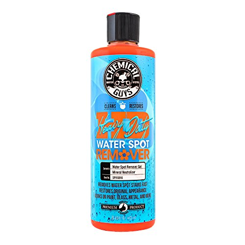 Chemical Guys SPI10816 Heavy Duty Water Spot Remover, 16 fl. oz