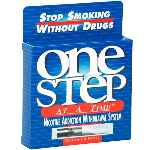 One Step at a Time Nicotine Addiction Withdrawal System