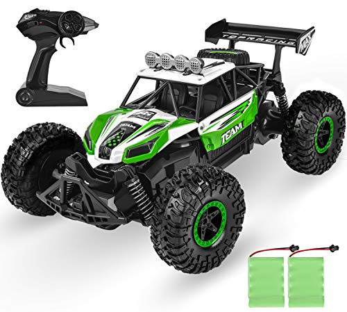 Remote Control Car RC Cars Grade 1:14 Scale, Hobby Off Road Remote Control Trucks 5-12 Years Old Toys for Girl Boys