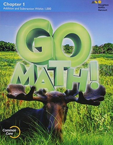 Go Math!: Multi-Volume Student Edition Bundle Grade 3 2015