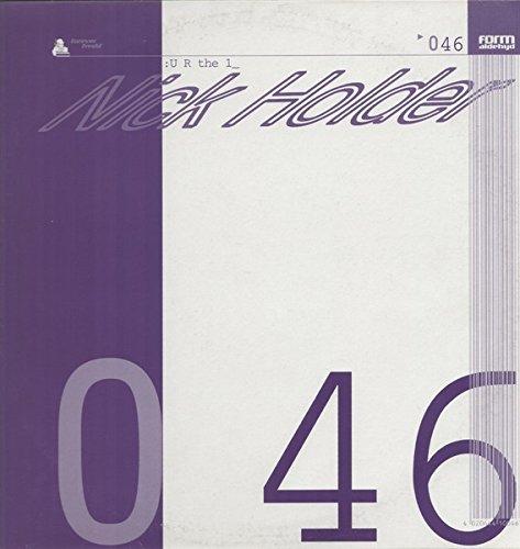 Nick Holder - U R The 1 - Formaldehyd - form 046