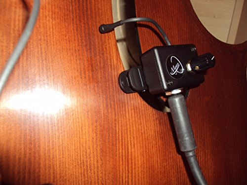 Upright Bass Pickup with Flexible Micro-Gooseneck by Myers Pickups