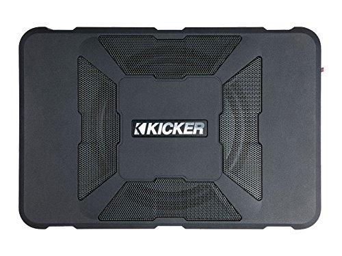 KICKER 11HS8 8' 150W Hideaway Car Audio Powered Subwoofer Sub Enclosure HS8